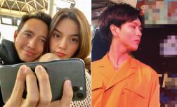 Sao Việt 21/10/2019: Hồ Ngọc Hà bị 'soi' điểm lạ khi đăng ảnh tình tứ bên Kim Lý; Tim mặt hốc hác rõ ở góc chụp nghiêng