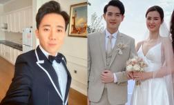 Đám cưới Đông Nhi - Ông Cao Thắng nhưng Trấn Thành lại chiếm spotlight với câu nói gây sốc