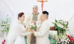 Sau hôn lễ, Bảo Thy lần đầu nói về người chồng không lãng mạn và cộc tính, tiết lộ lí do không khoe bạn đời