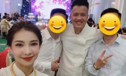 Lưu Đê Ly cùng chồng bí mật tổ chức đám cưới giản dị tại Hà Nội