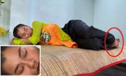 Lâm Vỹ Dạ bị 'dìm hàng' lúc ngủ, dân mạng phát hiện chi tiết đặc biệt