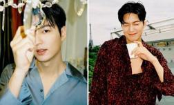 Cuối năm Lee Min Ho lại sưởi ấm trái tim bao chị em bằng loạt hình 'sang xịn mịn'