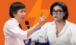 Trang Trần livestream tố TS. Lê Thẩm Dương liên tục cà khịa, nói mình ngu