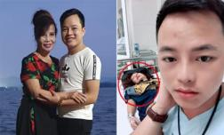 Chồng trẻ bất ngờ đăng ảnh 'cô dâu 62 tuổi' nằm giường bệnh sau 'dao kéo': Chuyện gì đây?