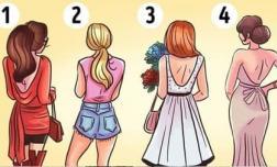 Trắc nghiệm vui: Chọn cô gái bạn nghĩ xinh đẹp nhất khi quay lại, tính cách thật sự của bạn sẽ được tiết lộ