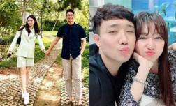 Sao Việt 8/8/2020: Doanh nhân Matt Liu nhắn nhủ Hương Giang: 'gặp được nhau là do ý trời, có thể ở cạnh nhau hay không là do ý em'; Hari Won: 'Tôi và Trấn Thành như hai con quỷ sống chung với nhau'