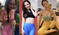Không riêng Mai Phương Thúy, nhiều sao Việt từng bị soi khi mặc quần 'bó chẽn' nguy hiểm hằn rõ vùng nhạy cảm