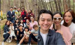 Trương Ngọc Ánh cùng 'tình tin đồn' Anh Dũng đưa con gái đi chơi với hội bạn thân ở Đà Lạt