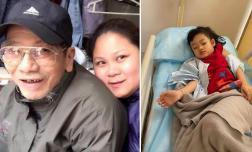 Sao Việt 4/3/2021: Con dâu tiết lộ những ngày cuối đời của NSND Trần Hạnh; Con gái của ca sĩ Hồ Việt Trung nhập viện