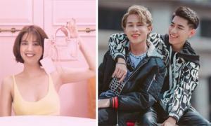 Sao Việt 12/10/2019: Ngọc Trinh: 'Tôi là một trong những người ở Việt Nam có quyền đọc sai tên đồ hiệu';  Jack, K-ICM lên tiếng về nghi vấn yêu đương đồng tính
