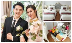 Chi hơn 10 tỉ làm đám cưới, Ông Cao Thắng và Đông Nhi đón khách mời đẳng cấp như siêu sao