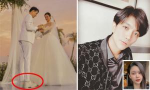 Sao Việt 11/11/2019: Ông Cao Thắng bị soi phải nhờ cậy sneaker độn đế trong ngày cưới; Tim tận hưởng ngày độc thân trong khi vợ cũ tỏ ra khó hiểu về ngày ngày