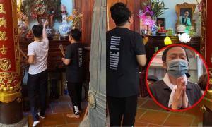 Đây là hai cố nghệ sĩ được NSƯT Hoài Linh thành kính đặt chỉn chu thờ tại đền Tổ 100 tỷ?