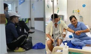 Vợ nghệ sĩ Thương Tín kể chồng muốn về nhà: 'Ảnh nói ảnh không ổn, chắc không sống được đâu'