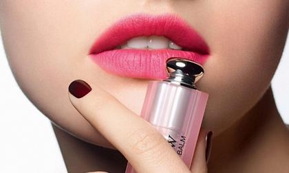 Giải pháp tuyệt vời giúp đôi môi bạn luôn căn mọng, mềm mại và tràn đầy sức sống với em Son dưỡng có màu Dior Addict Lip Glow thần thánh này