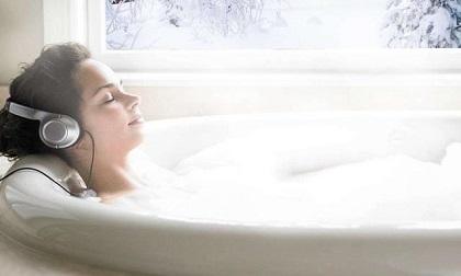 Giảm cân bằng cách tắm nước nóng tương đương với 20 phút đi bộ