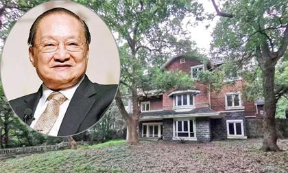 Biệt thự của cố nhà văn Kim Dung được rao bán với giá 220 tỷ đồng