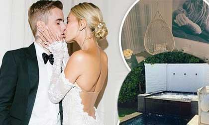 Vừa mới cưới vợ, Justin Bieber đã rao bán biệt thự gần 200 tỷ