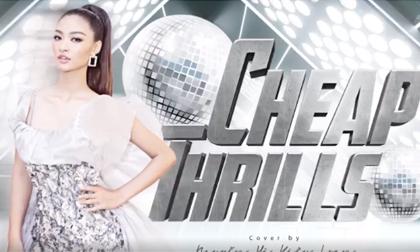 Á hậu Kiều Loan gây ấn tượng mạnh tại Miss Grand International 2019 với bản cover 'Cheap Thrills' đỉnh cao
