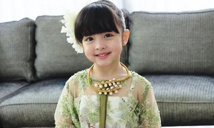 Diện trang phục truyền thống Indonesia, nhan sắc con gái 'mỹ nhân đẹp nhất Philippines' tiếp tục khiến nhiều người tan chảy