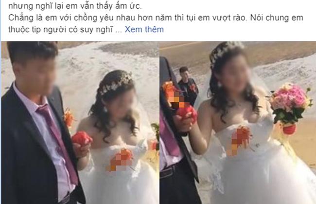 Lỡ chửa trước, ngày cưới bị mẹ chồng bắt đi vào cổng sau cô dâu mới 'bật' lại mẹ chồng rồi kéo tay bố đẻ định về thẳng