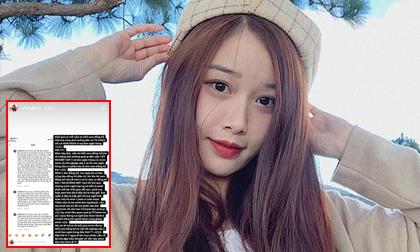 Bị nghi ngờ kém thông minh phải nhờ người nhà xin việc hộ, bạn gái Văn Toàn đáp trả cực gắt