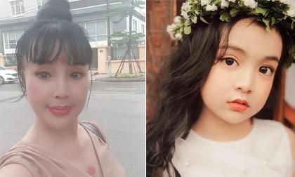 Cháu nội xinh xắn của NSND Lan Hương: Làm mẫu, diễn viên từ bé