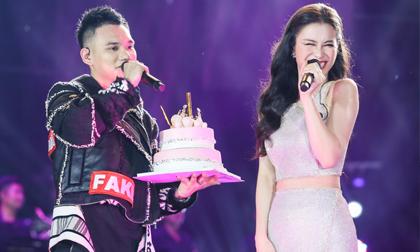 Đông Nhi được tổ chức sinh nhật trên sân khấu, Tuấn Hưng trốn viện hát liveshow Khắc Việt