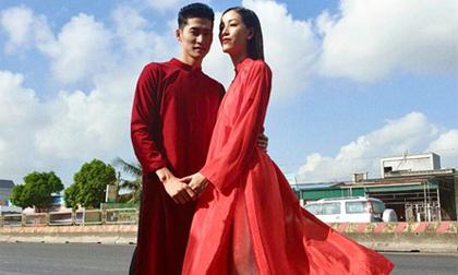 Hai cựu thí sinh 'Vietnam's Next Top Model' chuẩn bị 'góp gạo thổi cơm chung' vào cuối năm