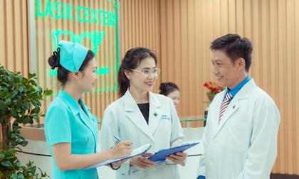 Ngập tràn ưu đãi nhân kỷ niệm 1 năm thành lập Bệnh viện Mắt Quốc tế Hoàn Mỹ
