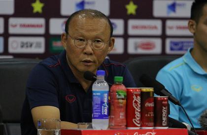 HLV Park Hang-seo tự tin đánh bại Indonesia ngay tại Bali