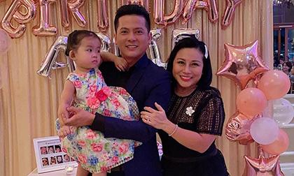 Diễn viên Hoàng Anh tổ chức sinh nhật hoành tráng cho con gái tại Mỹ