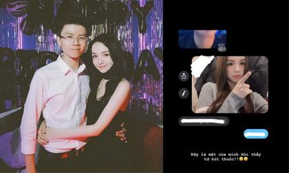 Phản ứng của thiếu gia Phan Hoàng khi bạn gái cũ bị nghi có tình mới?