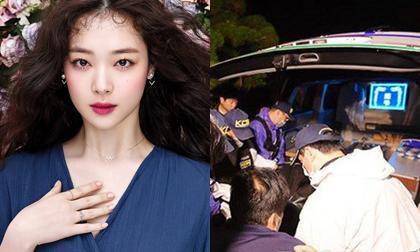 Bất chấp nguyện vọng từ phía người nhà, phóng viên Hàn bị chỉ trích vì công khai địa điểm và thời gian tổ chức tang lễ của Sulli