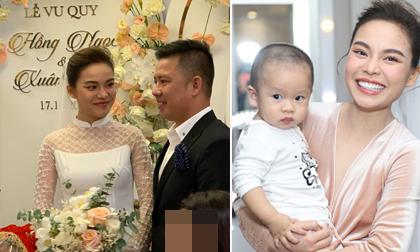 Cập nhật đám hỏi Giang Hồng Ngọc: Nữ ca sĩ ngọt ngào hôn chồng hơn 8 tuổi