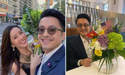 Bạn trai đặt bàn ăn trị giá gần 35 triệu đồng để kỉ niệm 4 năm ngày quen Hoa hậu Thu Hoài