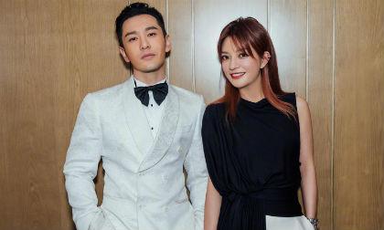 Tránh lộ diện với vợ nhưng Huỳnh Hiểu Minh lại tình tứ sánh đôi cùng 'mối tình đầu' Triệu Vy