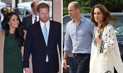 Hoàng tử Harry làm xấu mặt Hoàng gia Anh khi đụng chạm đến vấn đề rạn nứt với anh trai