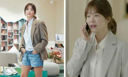 Song Hye Kyo tái hiện hình ảnh bác sĩ Kang trong 'Hậu duệ của mặt trời', fan lại nghẹn ngào khó tả