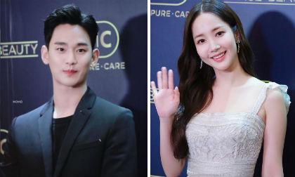 Ngắm bộ đôi tuyệt phẩm nhan sắc Kim Soo Hyun và Park Min Young, ai cũng muốn 'đẩy thuyền' ngay