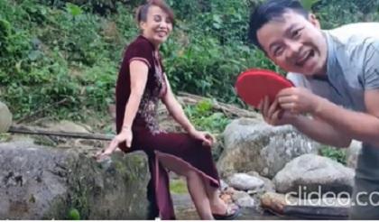 Cô dâu 62 tuổi lại bị chỉ trích 'làm màu' khi khoe được chồng trẻ tặng quà khủng dịp 20/10