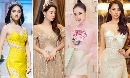Ai xứng danh 'Nữ hoàng thảm đỏ' showbiz Việt tuần qua? (P127)