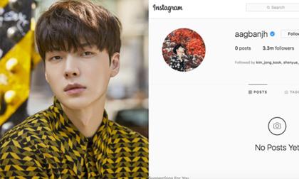 Showbiz đang loạn, Ahn Jae Hyun bất ngờ bỏ theo dõi Goo Hye Sun, xóa sạch ảnh trên Instagram 3,3 triệu người follow