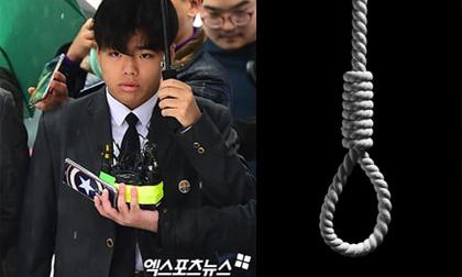 Chưa hết đau buồn sau vụ Sulli, fans Kpop lại náo loạn khi một sao nam 18 tuổi đăng ảnh dây thòng lọng ám chỉ tự sát