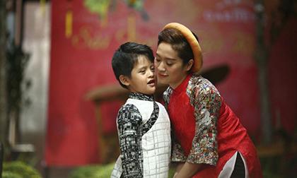Thanh Thuý dở khóc dở cười kể câu chuyện con trai tuyên bố 'thích cạnh tranh công bằng'