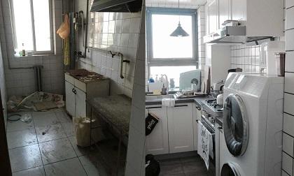Cặp vợ chồng khiến vạn người ghen tỵ khi cải tạo ngôi nhà cáu bẩn thành căn hộ mang phong cách Bắc Âu thời thượng