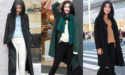 Dắt túi những mẹo mặc mùa thu đông này, chị em cứ tự tin lên đồ ra phố, đẹp 'thần sầu' đấy