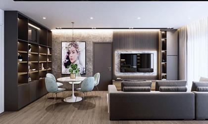 Không gian căn hộ mới trị giá 6 tỉ đồng của diễn viên Cao Thái Hà