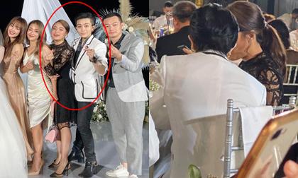Gil Lê và Hoàng Thùy Linh công khai sánh đôi cực tình trong lễ cưới Đông Nhi - Ông Cao Thắng