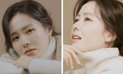 'Chị đẹp' Son Ye Jin làm chao đảo mạng xã hội với nhan sắc nghiêng nước nghiêng thành